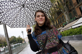 Mariam Almau: «Tengo cantidad de energía y procuro reflejarla en el color»