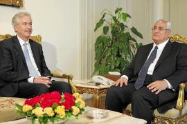EEUU pide calma al Ejército de Egipto en medio de nuevas protestas