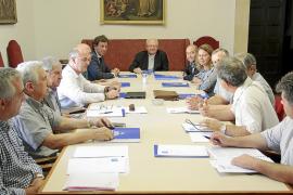 Los afectados por el 'cap de fibló' que azotó Lluc en septiembre tendrán ayudas del Estado