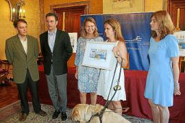 Cinco millones de cupones de la ONCE portarán la imagen de la Serra de Tramuntana
