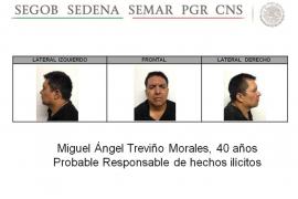 Detenido el líder del cártel de los Zetas
