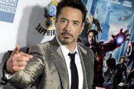 Robert Downey Jr. es  el actor mejor pagado de Hollywood, según Forbes