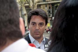 Rodrigo de Santos pierde su condición de funcionario