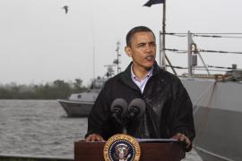 Obama: «BP es responsable del vertido de crudo y pagará la factura»