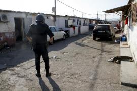 La policía asalta Son Banya y se incauta de cocaína, marihuana y dinero