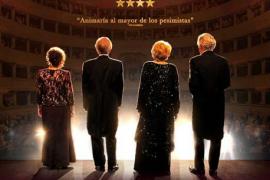 """Disfruta gratis la película """"El Cuarteto"""""""