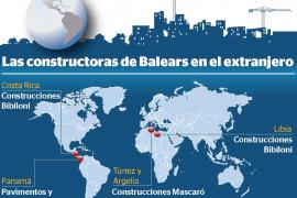 Constructoras de Balears optan por ir al extranjero por la caída de la obra pública
