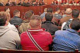 La Audiencia aplaza el  'macrojuicio' contra 33 acusados por narcotráfico