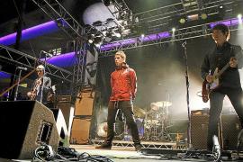Beady Eye muestra con 'Be' su faceta «relajada» en el Mallorca Rocks