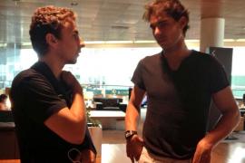 Lorenzo y Nadal