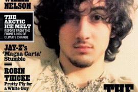 Críticas a la revista Rolling Stone por poner en su portada al acusado de los atentados de Boston