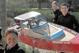 Un modelo exclusivo de barco en Sóller