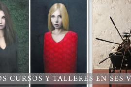 Ses Voltes ofrecerá una serie de cursos y talleres en un marco incomparable como los alrededores de la Catedral de Palma.