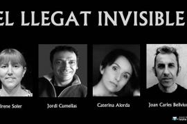 """""""El Llegat Invisible"""": una obra que reflexiona sobre la tragedia contemporánea"""