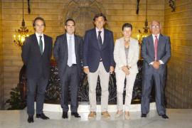 Grup Serra, Sidetours y Pabisa, nuevos patronos de la Fundación Turismo Palma de Mallorca 365