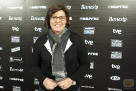 María Escario cumple 20 años ininterrumpidos al frente de los telediarios de TVE