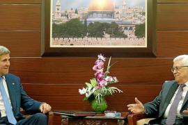 John Kerry consigue que Israel y Palestina reanuden el diálogo directo