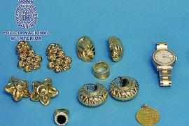 El acusado de una estafa millonaria en Llucmajor, detenido por otro caso en una joyería de Madrid