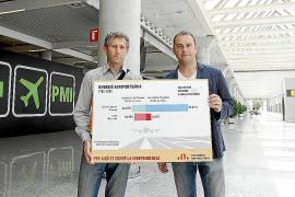 Esquerra denuncia que Barajas recibe nueve veces más inversión que Son Sant Joan