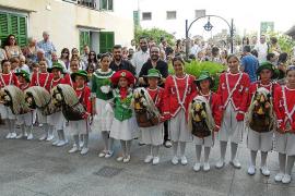 Felanitx rinde homenaje a su patrona con fiesta y tradición desde hace 523 años