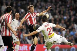 El Athletic contraataca