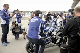Lorenzo: «Ahora Márquez es el favorito, está primero y no está lesionado»