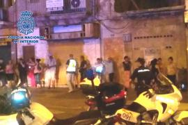 Detenida una mujer por prostituir a su hija en la Porta de Sant Antoni, en Palma
