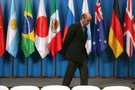 De Guindos: El G20 admite su fracaso en recuperación de crecimiento y empleo