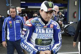 Lorenzo: «Me siento mejor, pero el dolor está ahí»
