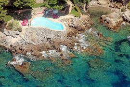 El Supremo decidirá en septiembre si la piscina de Pedro J. Ramírez es legal