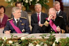 Coronación del rey Felipe de Bélgica