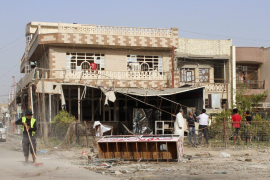 Una cadena de atentados deja 68 muertos en los barrios chiíes de Bagdad