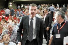 Tomás Gómez: «Me preocupa que el PSOE no haya presentado aún la moción de censura»
