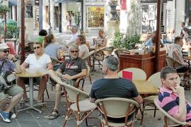 Cuatro de cada diez personas que buscan trabajo en Balears tienen más de 45 años