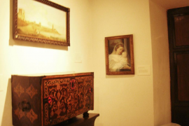 Parte del legado palmesano de Jovellanos se exhibe en su casa natal de Gijón