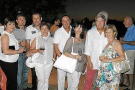 Inauguración del restaurante del Club de Golf de Marioris