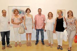Exposición colectiva con grandes artistas en Sa Quartera de Inca