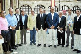 Exposición del Museo de Modelismo Naval en Palma