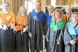 Graduación ESERP.