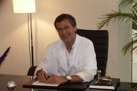 Consultorio con el Dr. Morano