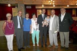 El Teatre Principal acoge un homenaje a la Marxa des Güell a Lluc a peu