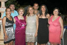70 aniversario de Cati Bordoy