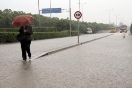 Lo peor del temporal de lluvia ya ha pasado