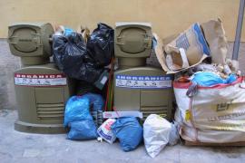 Acuerdo por unanimidad para retirar los contenedores de la recogida neumática