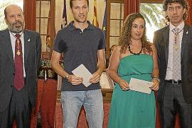 Ciutadella proclama a la Junta de Caixers de las fiestas de Sant Joan 2014-2015.