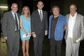 Homenaje a Tolo 'Güell' Barceló