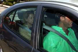 Maria Antònia Munar en la cárcel de Palma