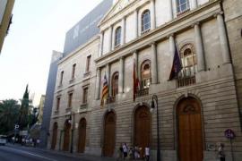 El Consell denuncia ante la Fiscalía las presuntas irregularidades en la reforma del Teatre Principal