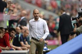 El Bayern de Pep vence por 2-0 al Barcelona