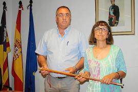 Magdalena Solivelles se convierte en la  primera alcaldesa en la historia de Campanet